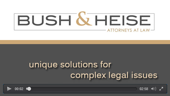 Bush & Heise - Barrington IL Family Law, Estate Planning and Elder Law Attorneys